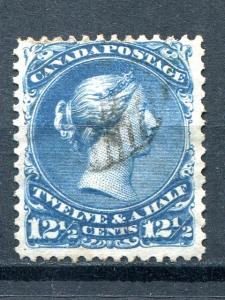 Canada #28  Used F-VF