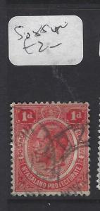 NYASALAND   (P2909B)   KGV   1D  SG 85      VFU