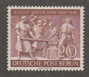 GERMANY #9N112 MINT NEVER HINGED COMPLETE