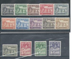 Turks & Caicos 78-89 LH