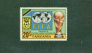 TANZANIA 200 USED CV$ 6.50 BIN$ 2.75
