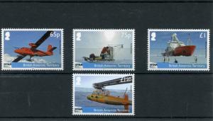 British Antarctic Territory BAT 2014 MNH iSTAR NERC 4v Set Ice Sheet Stability