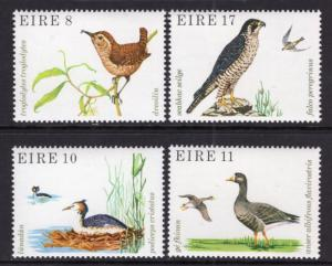 Ireland MNH 449-52 Birds 1979