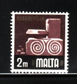 Malta 454 MH Archaeology