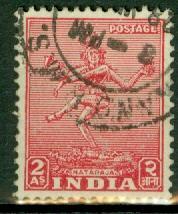 India - Scott 211