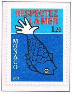 Monaco VF-NH #1286