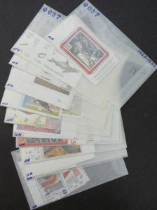 EDW1949SELL : TURKS & CAICOS 1993-98 Nice collection of ALL DIFF VFMNH CPLT SETS