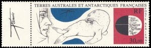 French Southern & Antarctic Territory 1985 Scott #C88 Mint Never Hinged