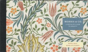 GB QEII 2011 Morris Claim To Beauty Prestige Booklet DY1 MNH JK1754