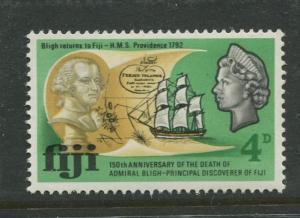 Fiji - Scott 233 - General Issue 1967 - MNH - Single 3d Stamp