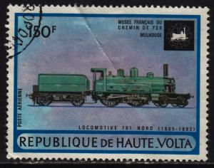 Burkina Faso C157 Early Locomotives 1973