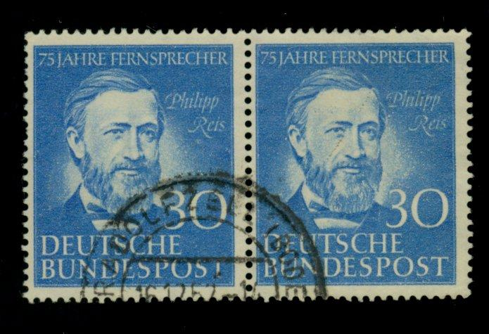 Germany #693 Used Pair FVF Cat$30