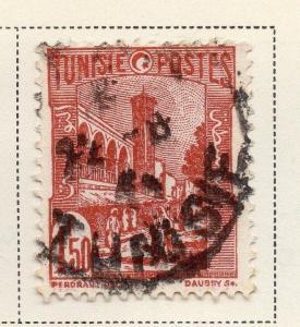 Tunisia 1941-45 Early Issue Fine Used 1F.50c. 144853