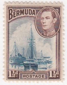 Bermuda, Scott # 119(1), MNH