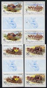 Lesotho 1984 Koala Bear - 'Ausipex' Stamp Exhibition 6s, ...