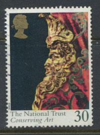 Great Britain SG 1870  Used  - National Trust