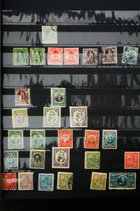 South America Early Stamp Collection