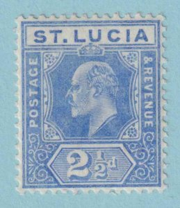 ST LUCIA 59  MINT HINGED OG * NO FAULTS EXTRA FINE!