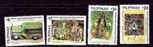 Philippines 2766-69 MNH 2001 set    (ap5789)