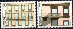 Portugal Azores #364-5  MNH CV $4.00 (P702)