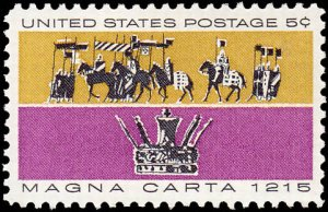 Scott 1265 Magna Carta MNH