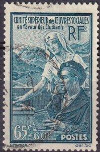 France #B78 F-VF Used  CV $8.25 (Z3117)