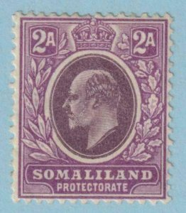 SOMALILAND PROTECTORATE 42  MINT HINGED OG * NO FAULTS VERY FINE !