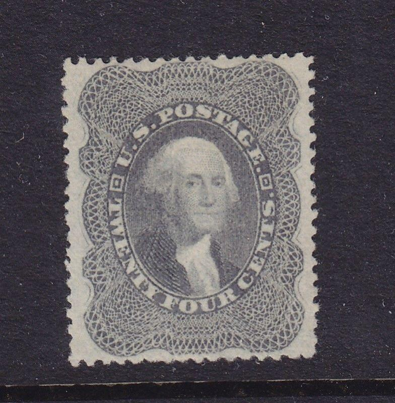 37 VF-XF nicely centered unused with nice color  ! see pic !