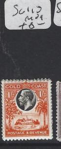 GOLD COAST (P0305B)  KGV  1/-  SG 110  MOG