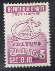 Haiti  Scott RAC14 Used  stamp