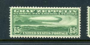 Scott C13 Graf Zeppelin Air Mail Mint Stamp (Stock C13-132)