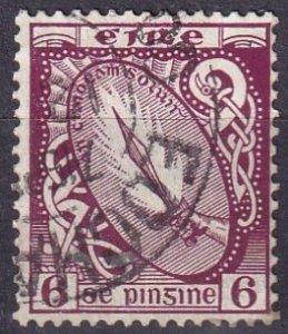 Ireland #73 F-VF Used CV $5.75 (Z2477)