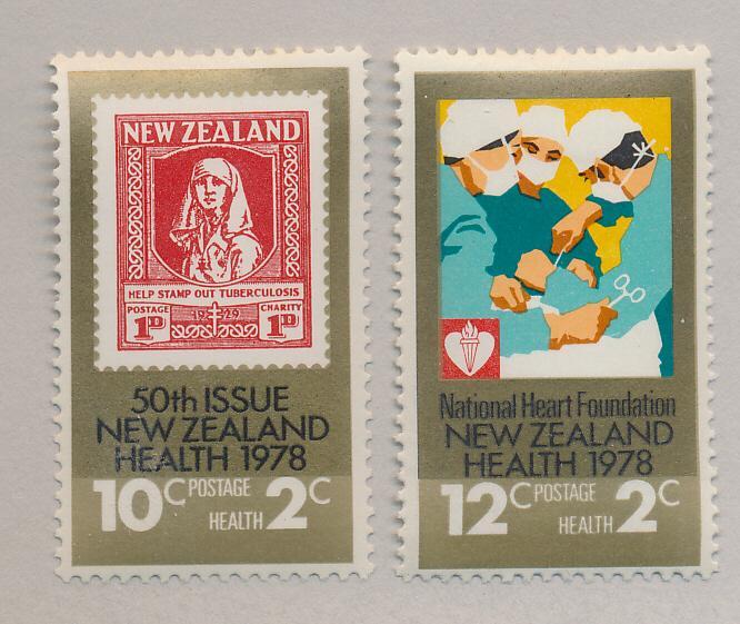 New Zealand #B101-02, Mint Never Hinged - Free U.S. Shipping, Free Worldwide ...