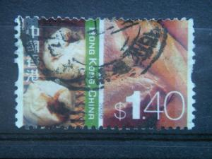 HONG KONG, 2002, used $1.40, Cultures Scott 1002