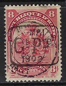 Haiti 76 VFU K795-2