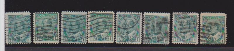 CANADA KING EDWARD VII #89 STAMPS USED LOT#302