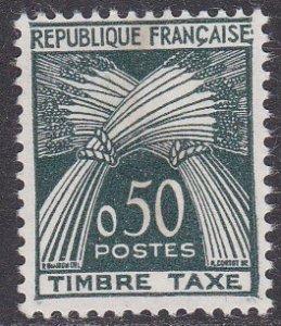France Sc #J96 Mint