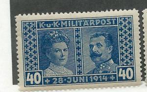 Bosnia & Herzegovina #B15 (MH)  CV $0.40
