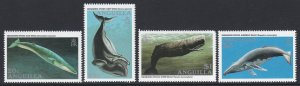 933-36 Whales MNH