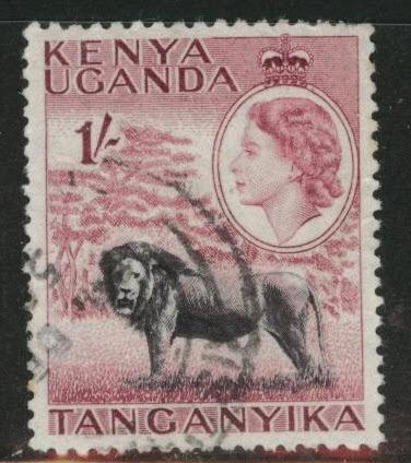 Kenya Uganda and Tanganyika KUT Scott 112 used