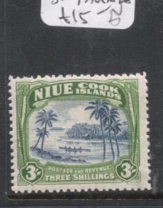 Niue SG 97 MNH (8dke)
