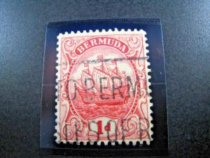 BERMUDA SCOTT #83a - 1926  VF/Used     (apsB14)