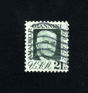 USA #1400 used 1970-74 PD .08