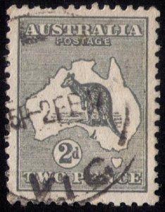 Australia Scott  #3 Used Vic. Cancellation VF/XF