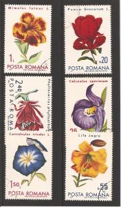 Romania 2249-2253 Used VF
