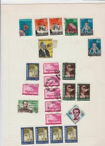 haiti stamps page ref 17030