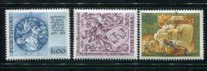 Portugal #1035-7 Mint