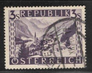 Austria Osterreich Scott 514 Used  stamp