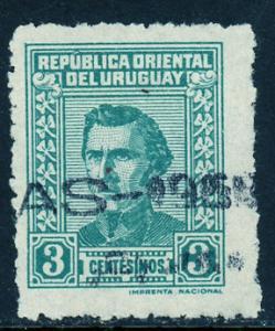 Uruguay 572 Used
