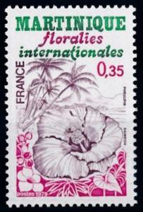 [67216] France 1979 Flora Flowers Blumen  MNH